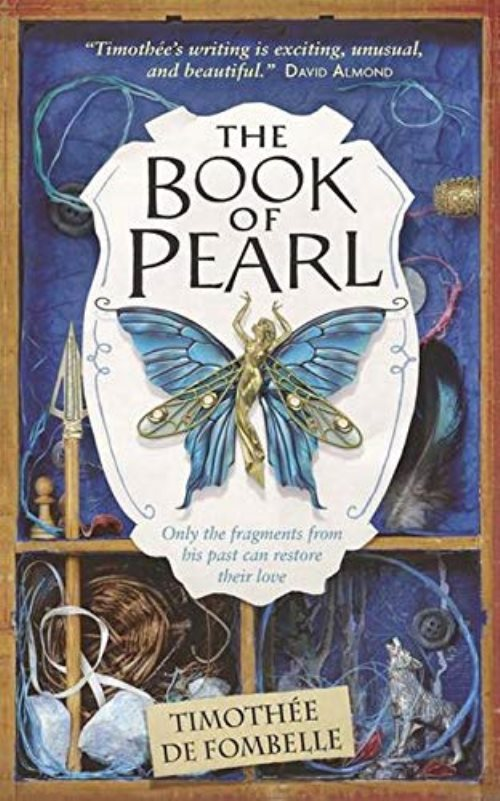 The Book of Pearl (anglais)
