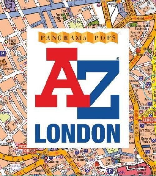 A-Z London: Panorama Pops