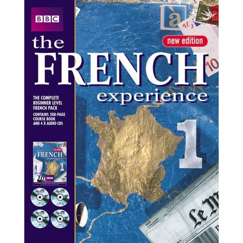 French Experience 1 - Language Pack with CD