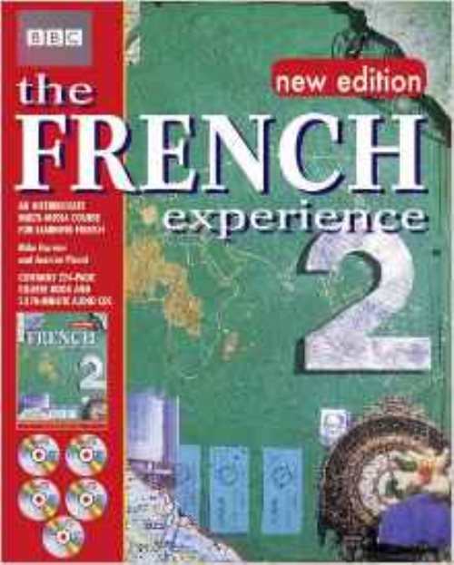 French Experience 2 (Pack Course book + 5 CDs)