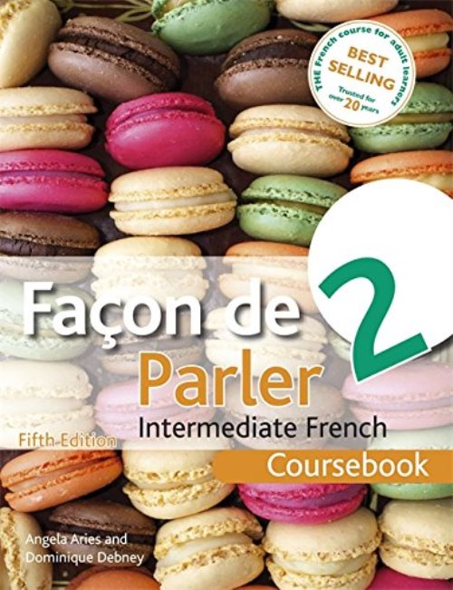 Facon de Parler 2 Coursebook 5th edition: Intermediate French