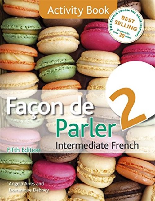 Facon de Parler 2 - Activity Book (5th edition)