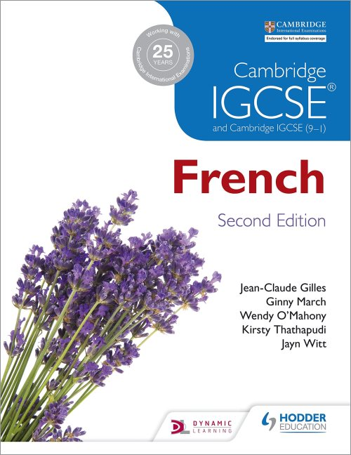 Cambridge IGCSE® French Student Book Second Edition (French)