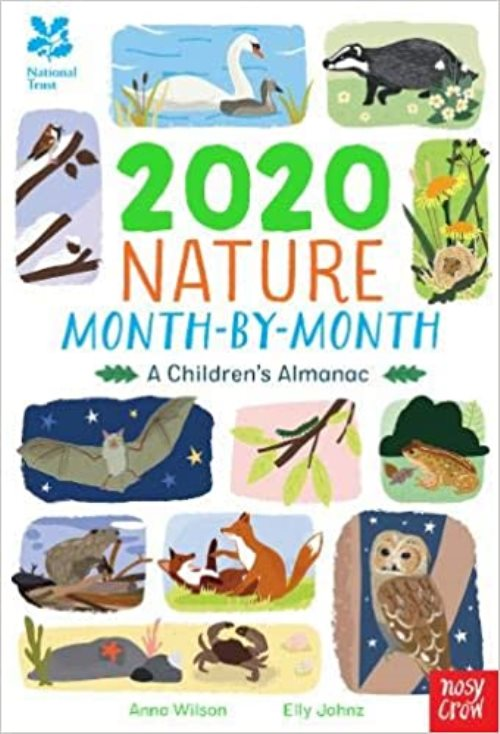 2020 Nature, Month-by-Month