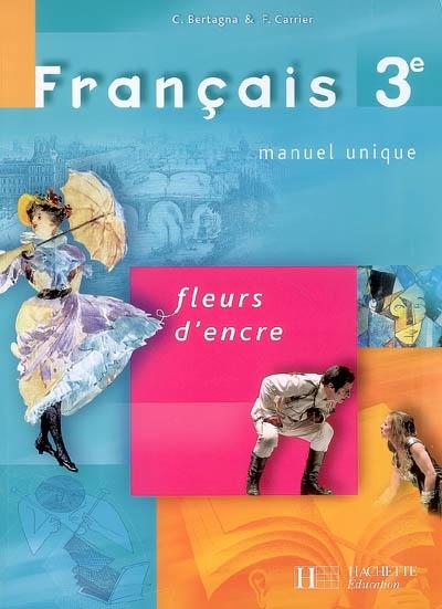 Francais 6e Cycle 3 Bertagna Chantal Librairie La Page
