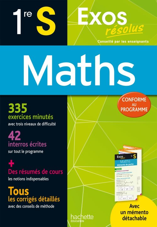 Exos Résolus Maths 1re S