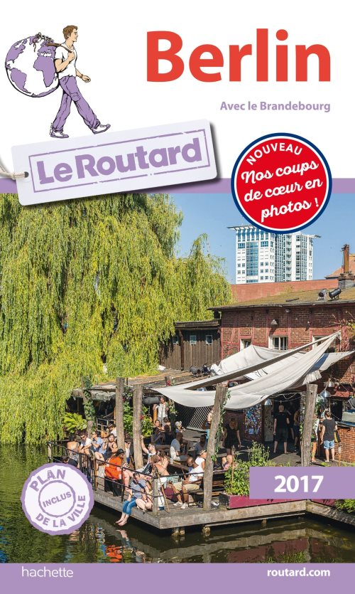 Guide du Routard Berlin 2017