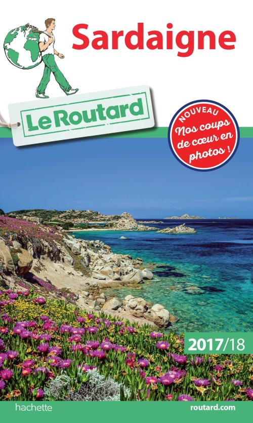 Guide du Routard Sardaigne 2017-2018