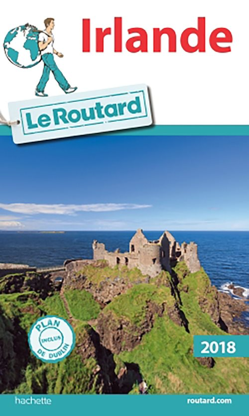Guide du Routard : Irlande 2018