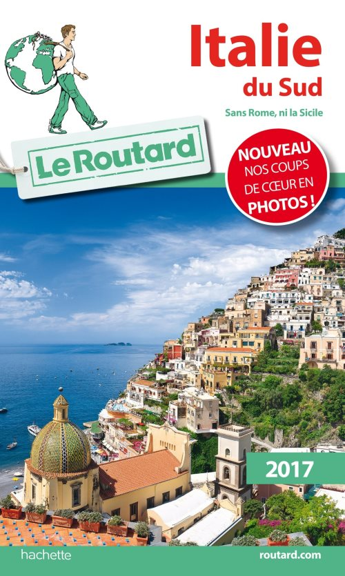 Guide du Routard Italie du Sud 2017