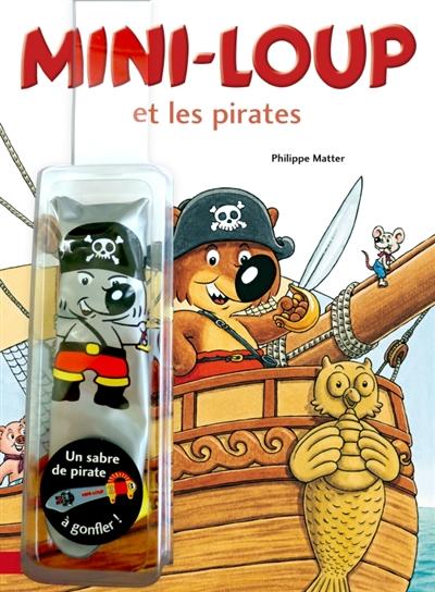 Mini loup et les pirates matter p librairie la page - Coloriage mini loup et les pirates ...