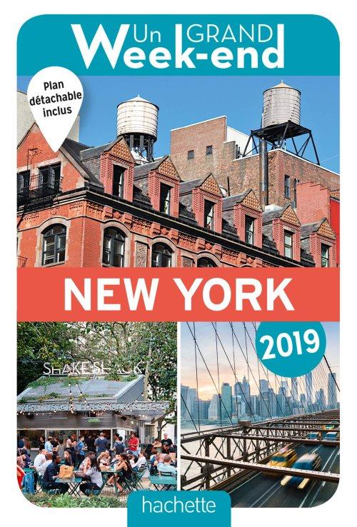 Guide Un Grand Weekend à New York 2019, Librairie La Page