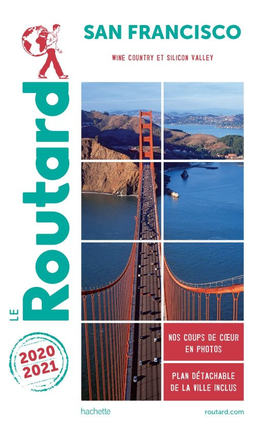 San Francisco - Wine Country et Silicon Valley -  Guide du Routard 20/21