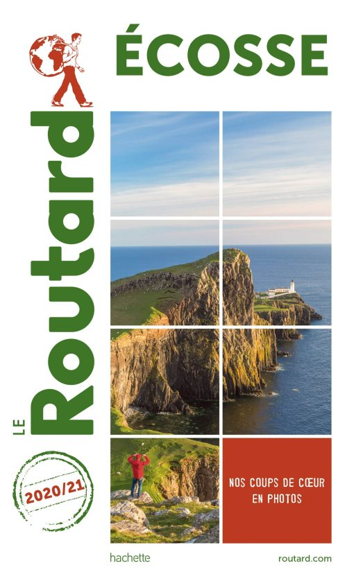 Guide du routard - Ecosse - 2020/21