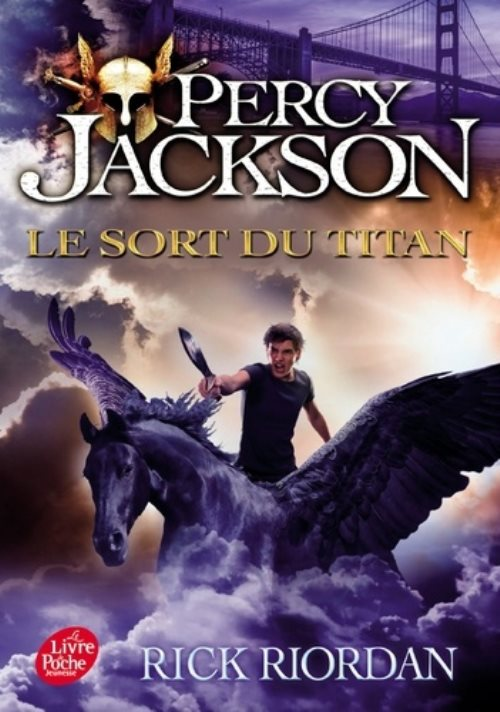 Percy Jackson Tome 3