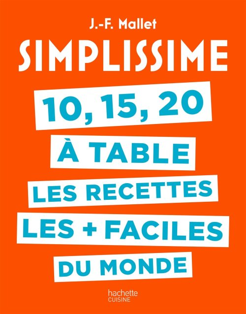 Simplissime 10, 15, 20 à table