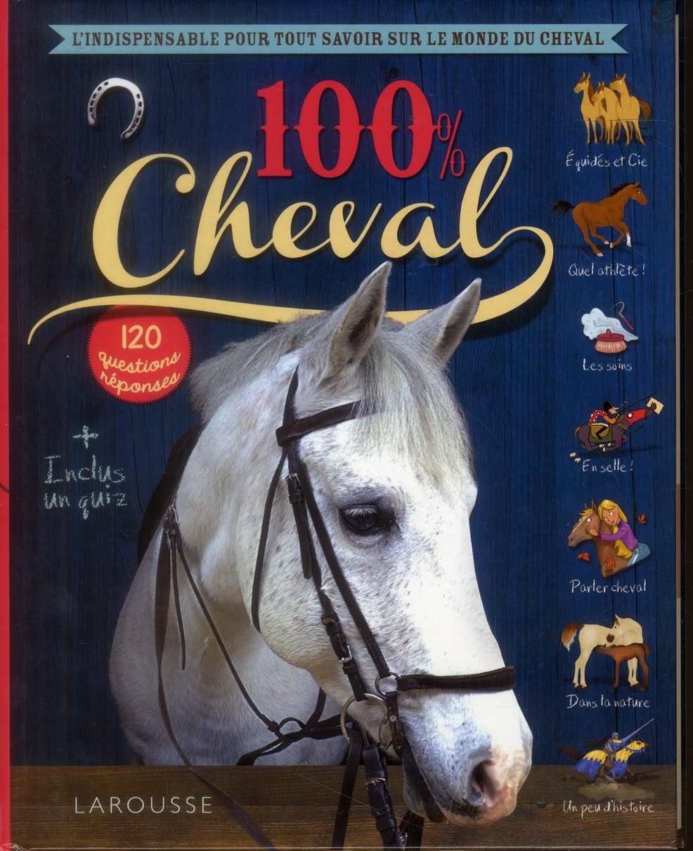 100 % cheval