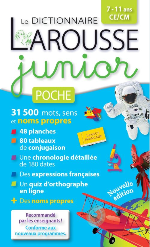 Larousse Junior poche