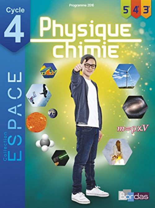 ESPACE Cycle 4 - physique-chimie