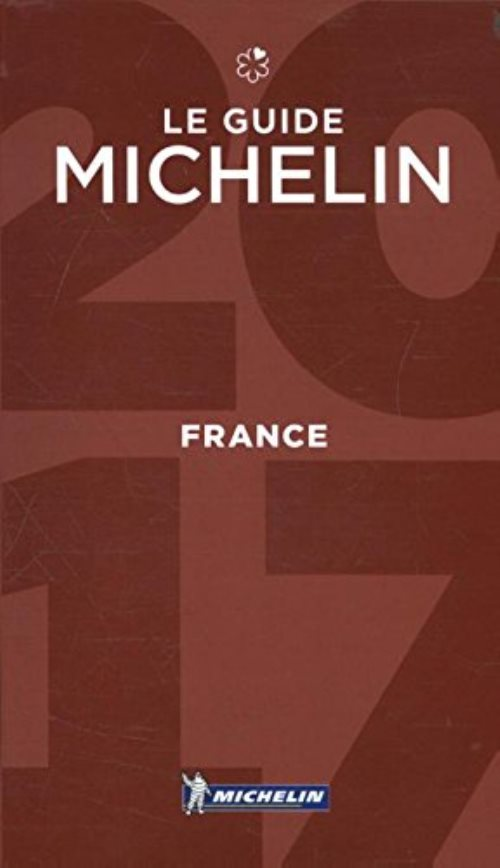 France - le guide Michelin 2017