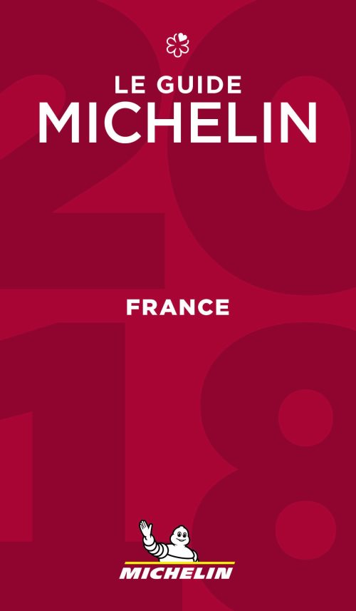 Le guide Michelin - France 2018