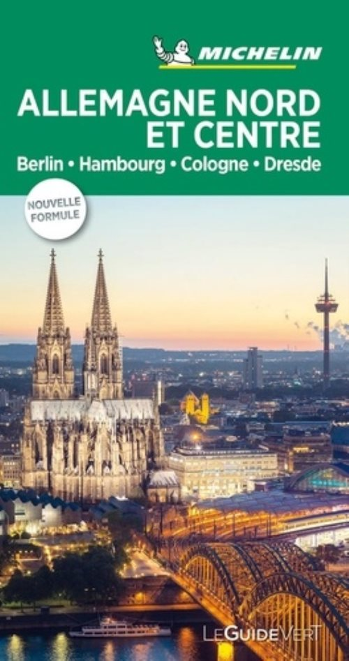 Guide vert alllemagne nord et centre - berlin, hambourg, cologne, dresde