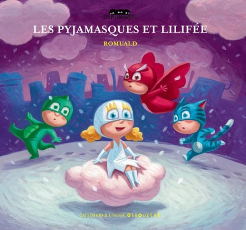 Les Pyjamasques Tome 4