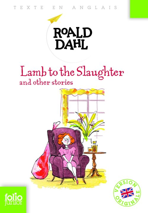 the story ëlamb to the slaughterí by roald dahl essay I will try to add a few short stories every month lamb to the slaughter by roald dahl (1916-1990) approximate word count: 3899 t he room was warm and clean, the curtains drawn, the two table lamps alight-hers and the one by the empty chair opposite on the sideboard behind her, two tall glasses, soda water, whiskey.