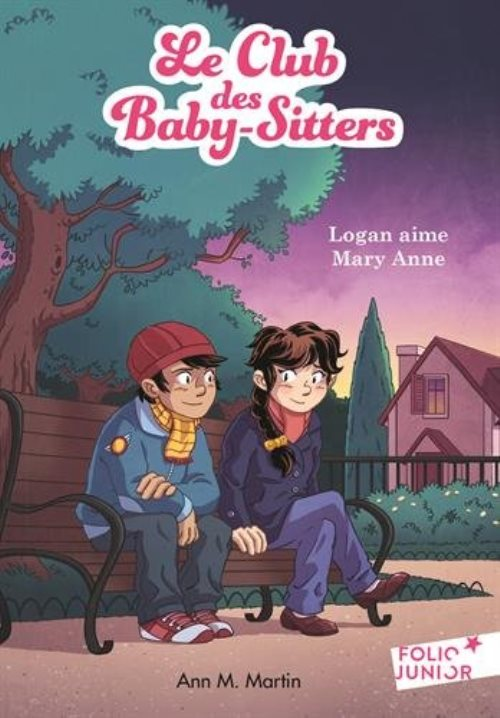 Le Club des Baby-Sitters Tome 10 : Logan aime Mary Anne