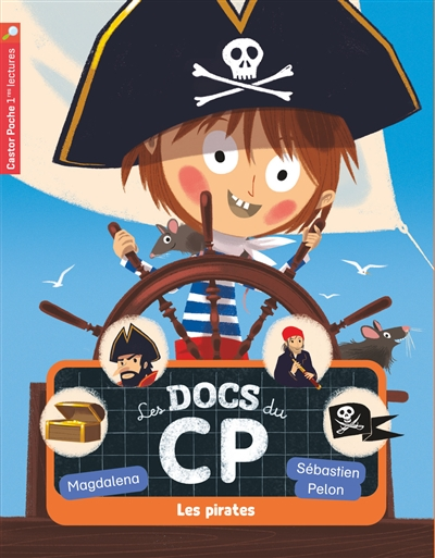 Les docs du CP : les pirates