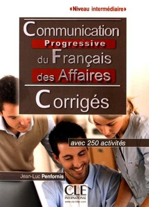 Corriges communication progressive du francais des affaires 2e ed.