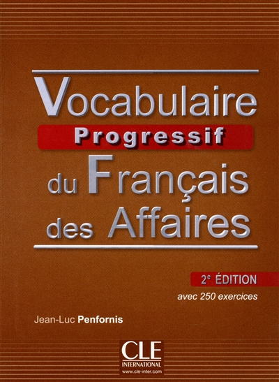 Vocabulaire progr.des affaires