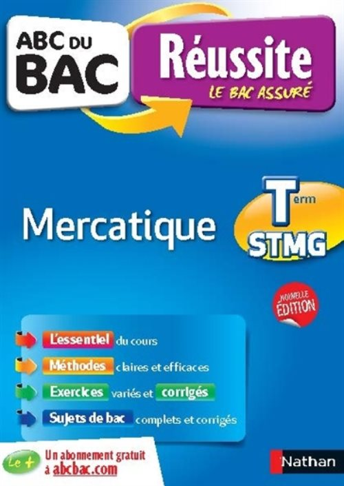Mercatique terminale STMG