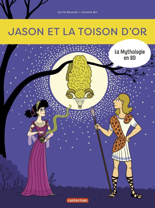 Jason et la Toison d'or : La Mythologie en BD