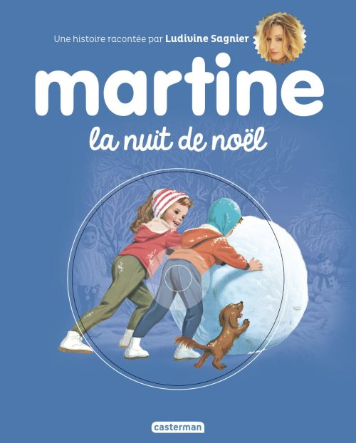 Martine la nuit de Noël (1CD audio)