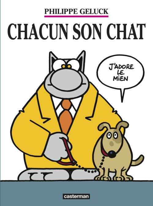 Le chat tome 21 : Chacun son chat