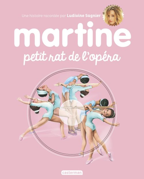 Martine petit rat de l'opéra (1CD audio)