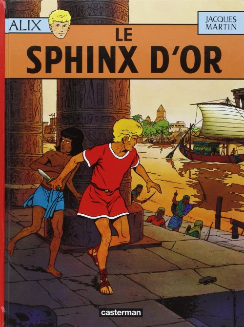 Alix tome 2 : Le sphinx d'or