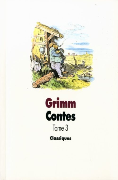 Contes Grimm tome 3