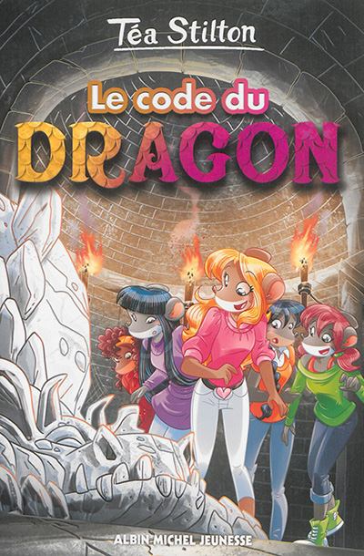 Téa Stilton : le code du dragon