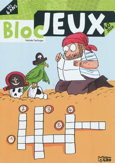 Bloc jeux pirates