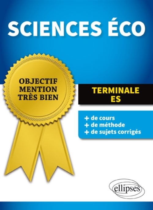 Sciences éco : terminale ES