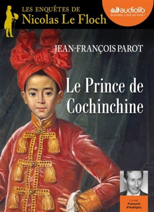 Le Prince de Cochinchine - Livre audio