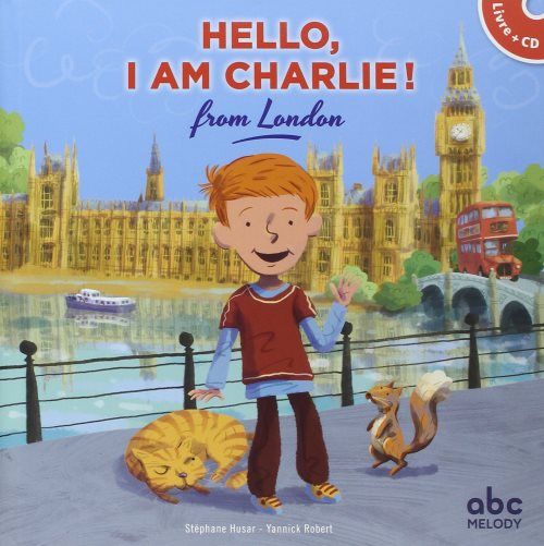 Hello, I am Charlie from London !