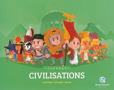 Coffret civilisations