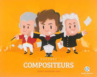 Coffret compositeurs