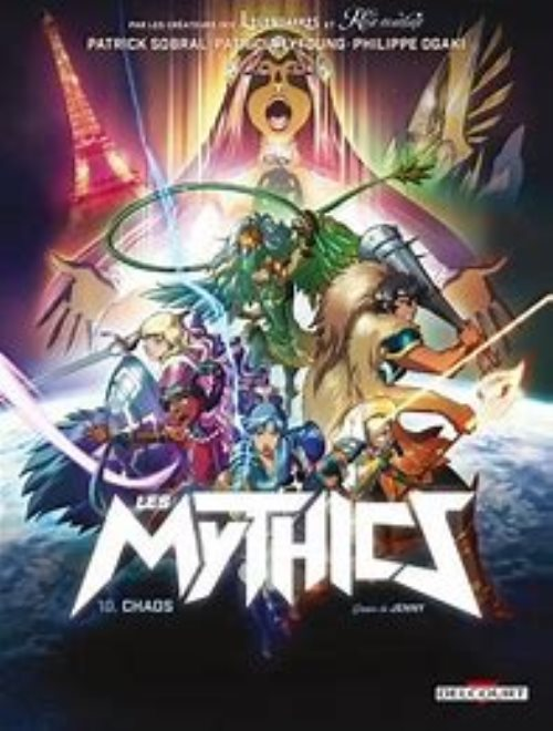 Les Mythics Tome 10 - Chaos