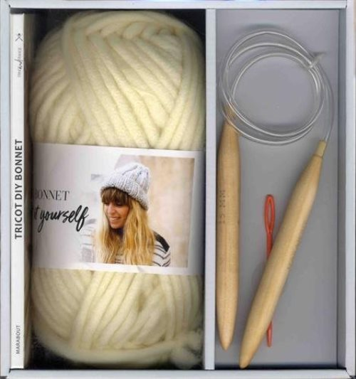 Tricot it yourself : Le bonnet