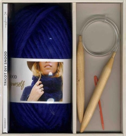 Tricot it yourself : Le snood