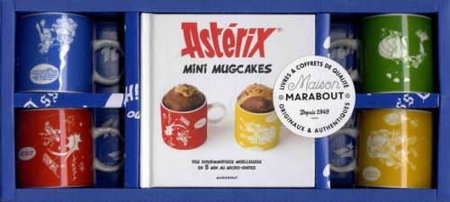 Mini Mugcakes Asterix